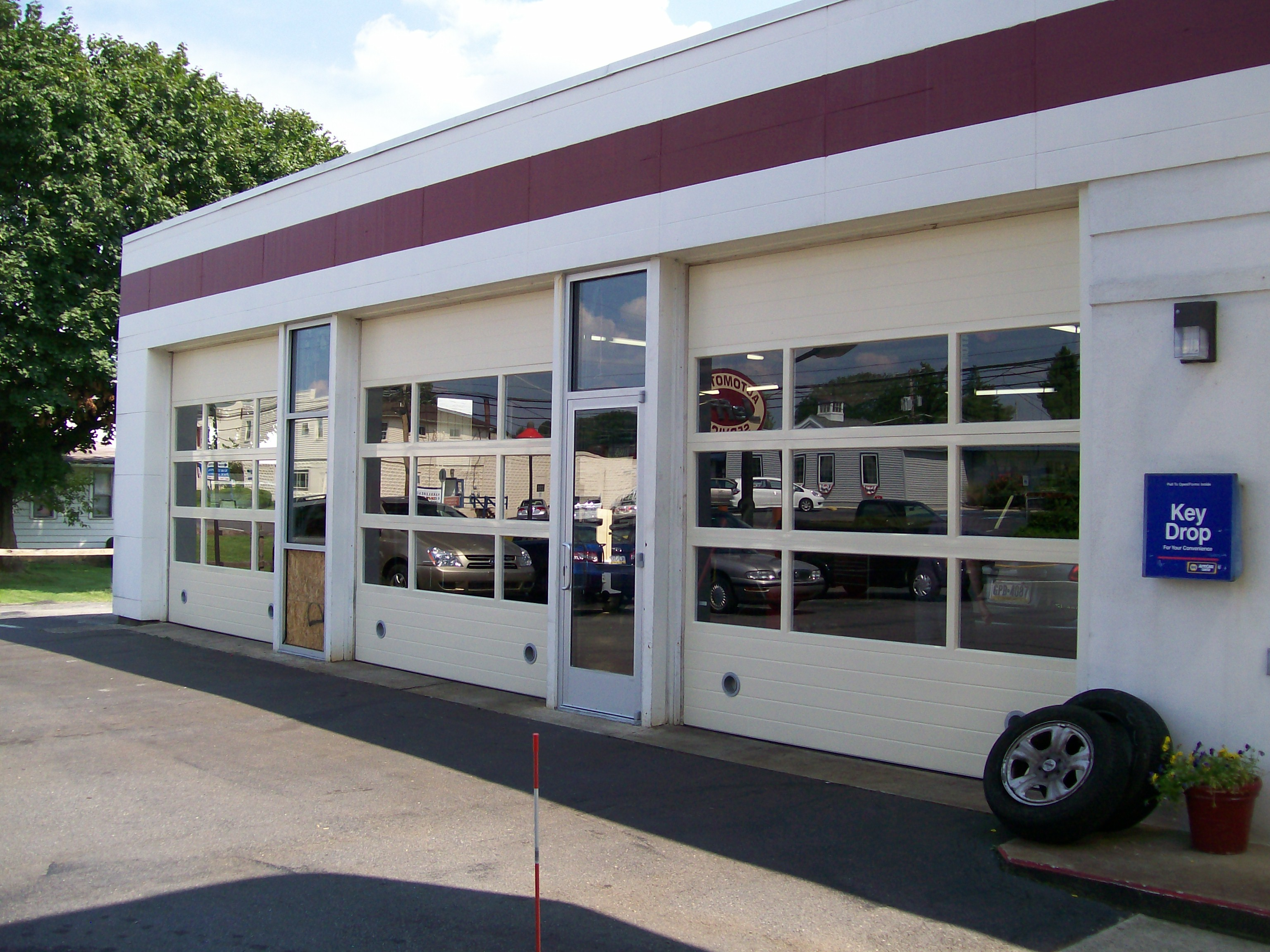 chicagoland quote a in commercial request doors for gallery allied garage