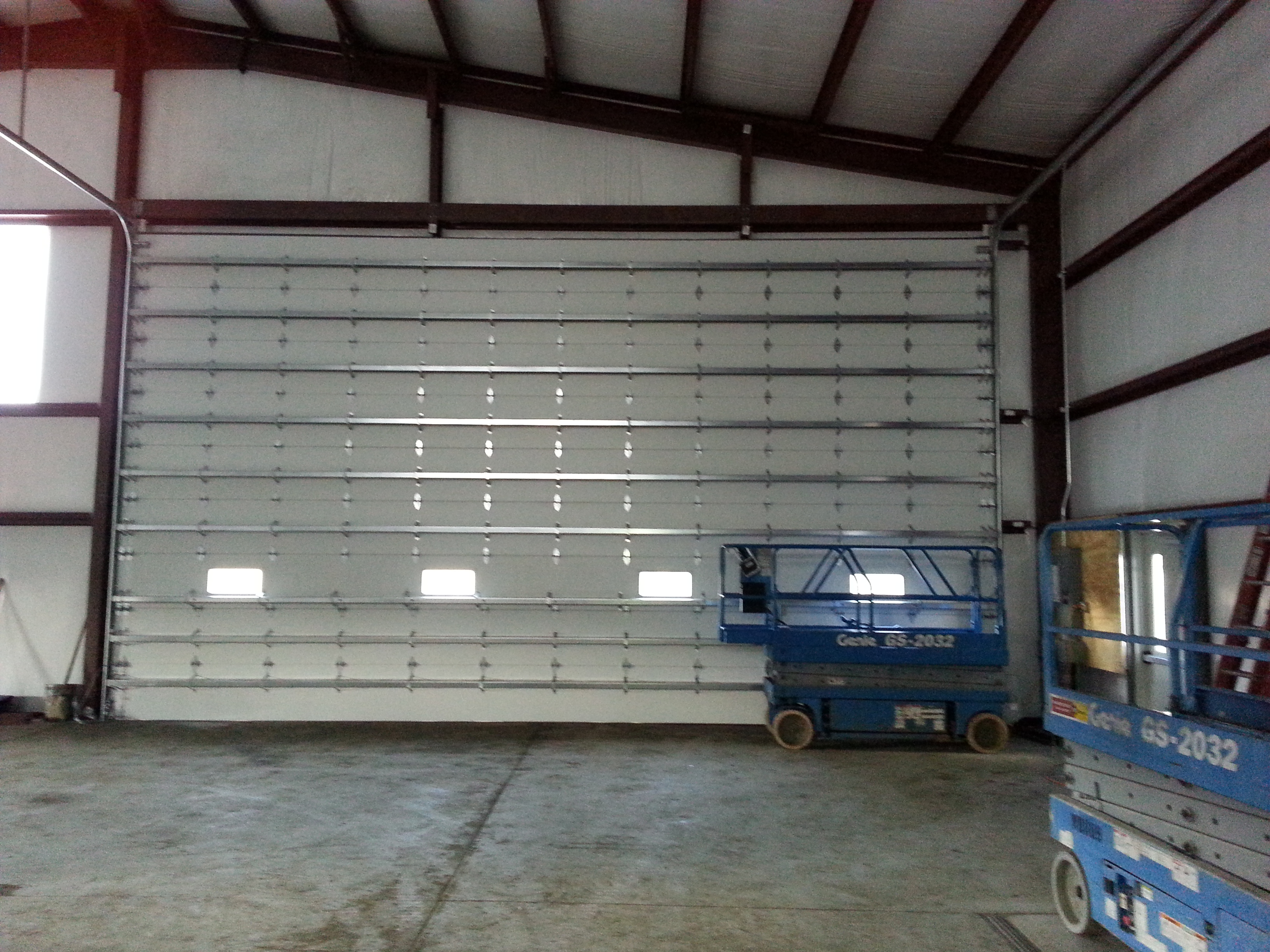 Commercial Garage Doors Hendershot Door Systems Inc