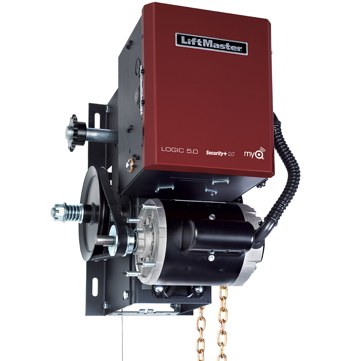 liftmaster model H industrial duty operator