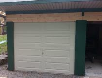 Reframe, casing, and doors installed in Martins Creek, Pa.