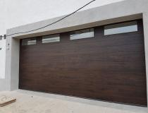 Planks series in Walnut, no window inserts