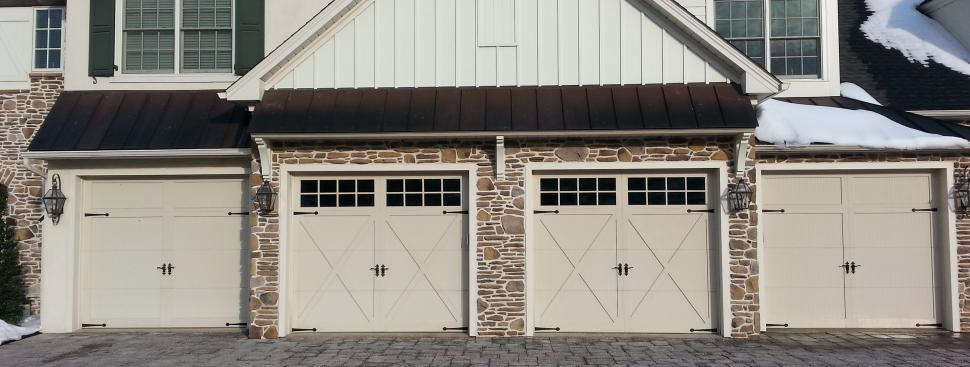 Attirant Overlay Doors Models 5334 And 5331